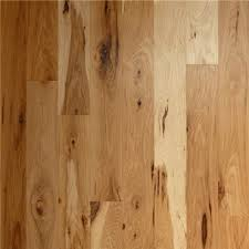 Unfinished Solid Hardwood Flooring Discount 5 X 3 4 Hickory Character Unfinished Solid By Hurst