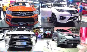 toyota suv cars top 5 large toyota suvs 2016 2017 hilux revo fortuner land