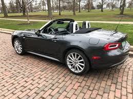 2017 fiat 124 spider lusso review 95 octane