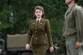 agent carter wallpapers section of randomness