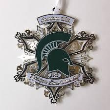 spartan snowflake ornament