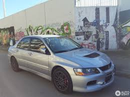 mitsubishi lancer evolution ix 31 december 2017 autogespot