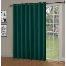 Patio Doors Sale by Bella Luna Blackout Maya Woven Blackout 108 In W X 84 In L