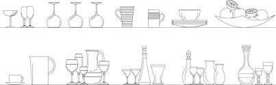 Kitchen Organization Chart Of A Large Hotel - a library of downloadable architecture drawings in dwg format