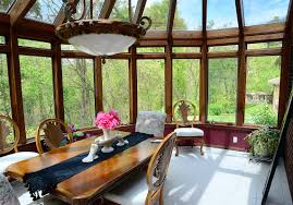 Dining Room Furniture Pittsburgh by Buying Here This Dining Room Offers Delicious Views Of Nature