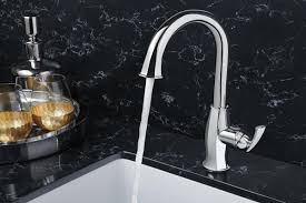 Brizo Vuelo Kitchen Faucet by The Coltello Kitchen Collection