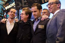 twitter honchos hit 4 billion jackpot