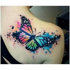 watercolor butterfly pinteres