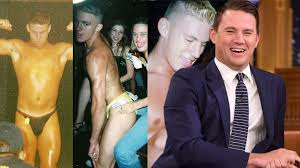 channing tatum stripping magic mike channing tatum was just as hot in high school and when he was a