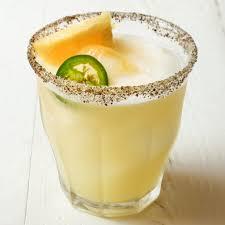 pineapple margarita pineapple jalapeño margarita cocktail recipe