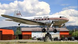 Airplane Weathervane World U0027s Largest Wind Vane Whitehorse Yukon Youtube