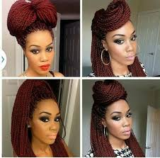 coiffure mariage africaine coiffure en tresse africaine coupe cheveux