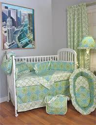 Golf Crib Bedding Baby Crib Bedding With Color Green 8 Wonderful