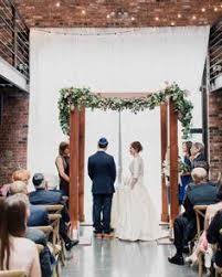 wedding arches houston the chuppah a boho for a rustic garden