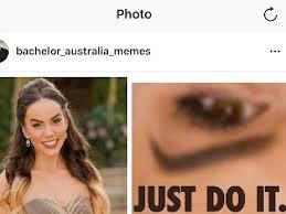 The Bachelor Australia Memes - the bachelor inspires hilarious memes daily telegraph