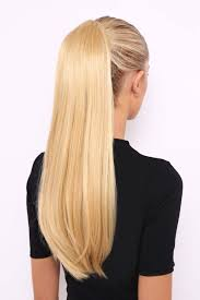 ponytail hair extensions sleek 22 ponytail lullabellz