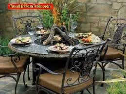 Firepit Patio Table Gas Pit Tables For Your Patio