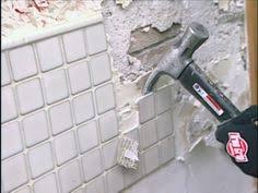 How To Remove A Tile Backsplash by How To Remove Tile Backsplash Without Damaging Drywall Drywall