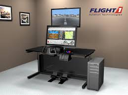 Flight Sim Desk Garmin G1000 Student Simulator Software