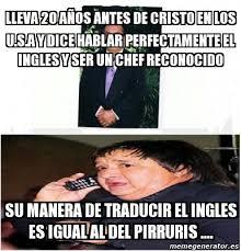 Memes Del Pirruris - meme personalizado lleva 20 años antes de cristo en los u s a y