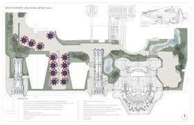 Garden Floor Plan Presidents Medals Kensington U0027s Hanging Gardens