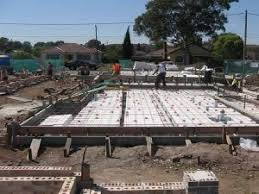 new home foundation understanding foundations for sloping blocks