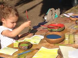 teach children art projects easy simple steps ecokidsart com