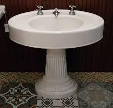 Pedestal Sink Sale Pedestal Sink Vintage Befon For