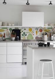 appealing green kitchen wallpaper ideas red kitchen wallpaper uk