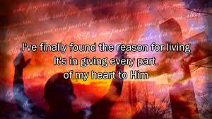 we are the reason avalon best worship song with lyrics
