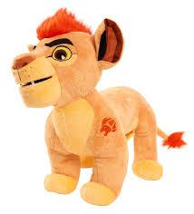 disney junior the lion guard 14 inch leap n u0027 roar kion plush
