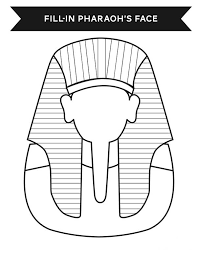egypt map coloring page ancient egypt print your face in ancient egypt pharaoh costume