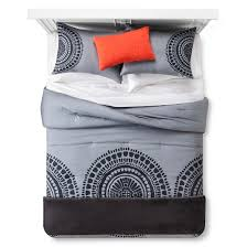Red And Grey Comforter Sets Dorm Bedding Twin Xl Bedding U0026 Sheets Target