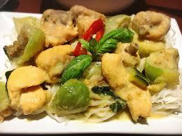 cap cuisine green curry ขนมจ นแกงเข ยวหวาน delicious ariya cuisine