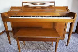 Baldwin Piano Bench - items similar to baldwin acrosonic mid century modern walnut
