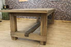 Farmers Kitchen Table by Oak Farmers Table Dining Table Large Chunky Reclaimed Oak Dining Table