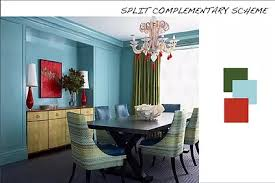 Color Palette Interior Design Complementary Colors Interior Design Home Design