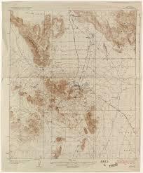 Arizona County Map Arizona Historical Topographic Maps Perry Castañeda Map