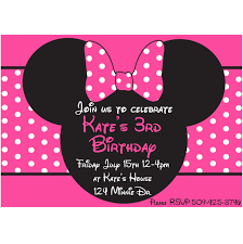 downloadable minnie mouse invitations
