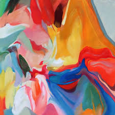 saatchi art artist irena orlov painting original contemporary extra large vibrant colorful abstract