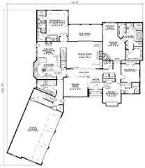 House Plans With Inlaw Apartment House With 3 Car Garage And Full In Law Apartment Multi