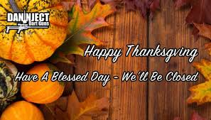 happy thanksgiving closed from wednesday november 22 to sunday