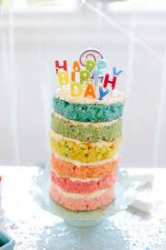 kara u0027s party ideas rainbows balloons confetti birthday party