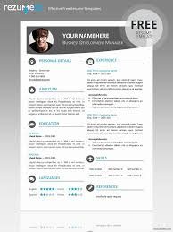 best modern resume templates 58 unique photograph of modern resume templates resume concept