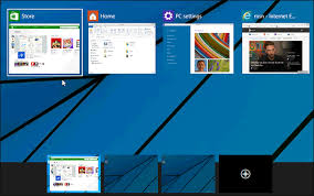 bureau virtuek bureaux virtuels windows 10 déplacer les applications d un bureau