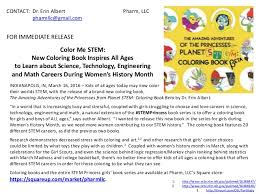 color stem coloring book inspires ages learn ste u2026