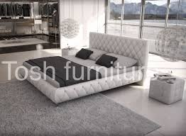 contemporary white platform bed tosh bedroom pinterest white