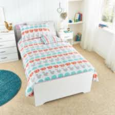 Asda Single Duvet George Home Fox Squirrel U0026 Hedgehog Single Duvet Set Asda Groceries