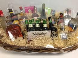 liquor baskets basket raffle basket of cheer setonsation 2013