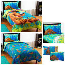 Scooby Doo Bed Sets Scooby Doo 4 Bed In A Bag Bedding Set